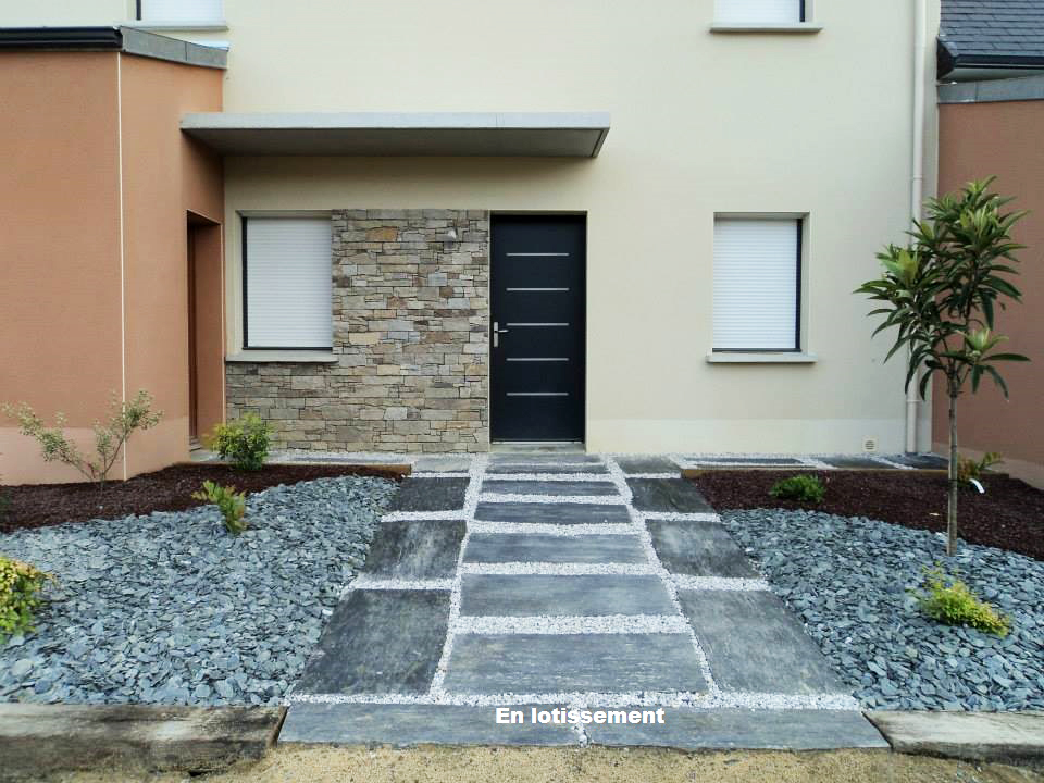 Am nagement d 39 une entr e d 39 une maison for Amenagement d une entree